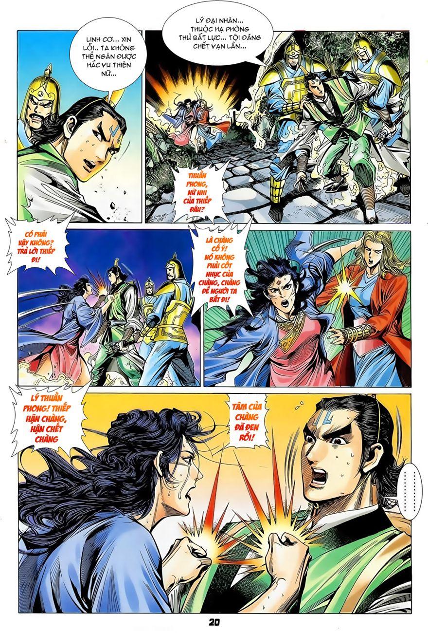 Đại Đường Uy Long chapter 72 trang 28