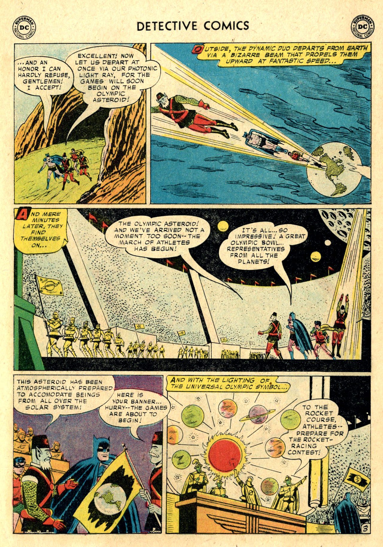Read online Detective Comics (1937) comic -  Issue #260 - 5