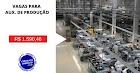 Indústria abre vagas para Auxiliar de Produção em Curitiba