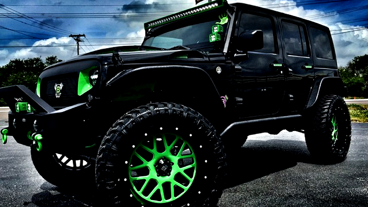 Lifted Jeep Wrangler >> Lifted Jeep Wrangler Unlimited For Sale Lift Choices