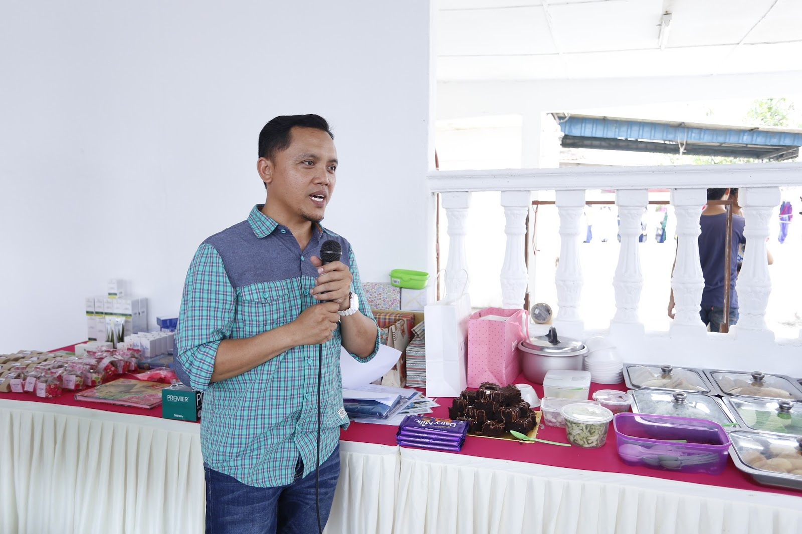1st EFG Gathering Manis Masam Pahit