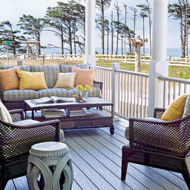 coastal outdoor space