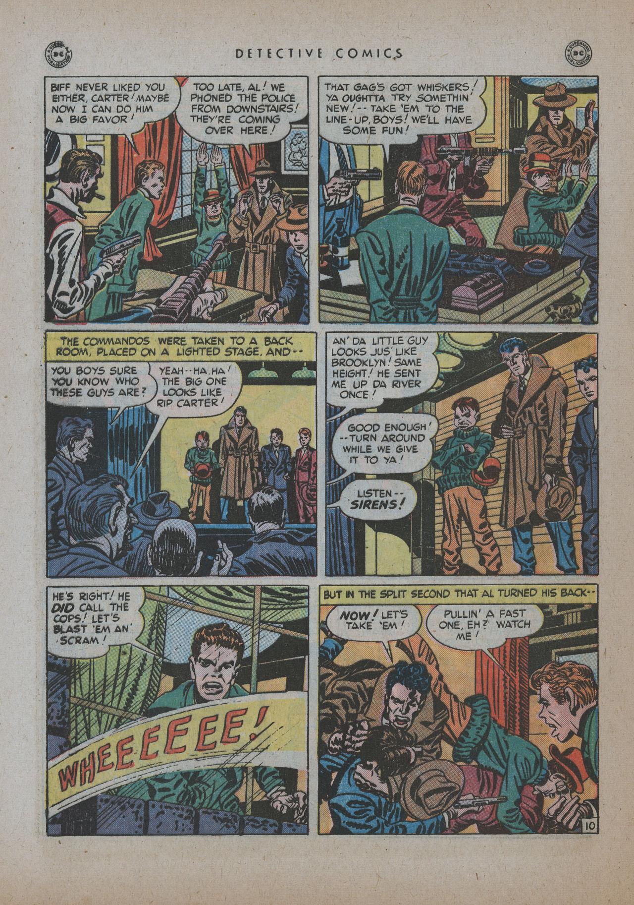 Read online Detective Comics (1937) comic -  Issue #137 - 46