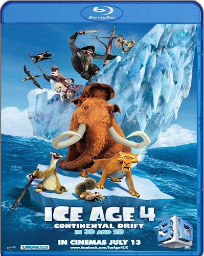Ice Age: Continental Drift [2012] [BD50] [3D] [Latino]