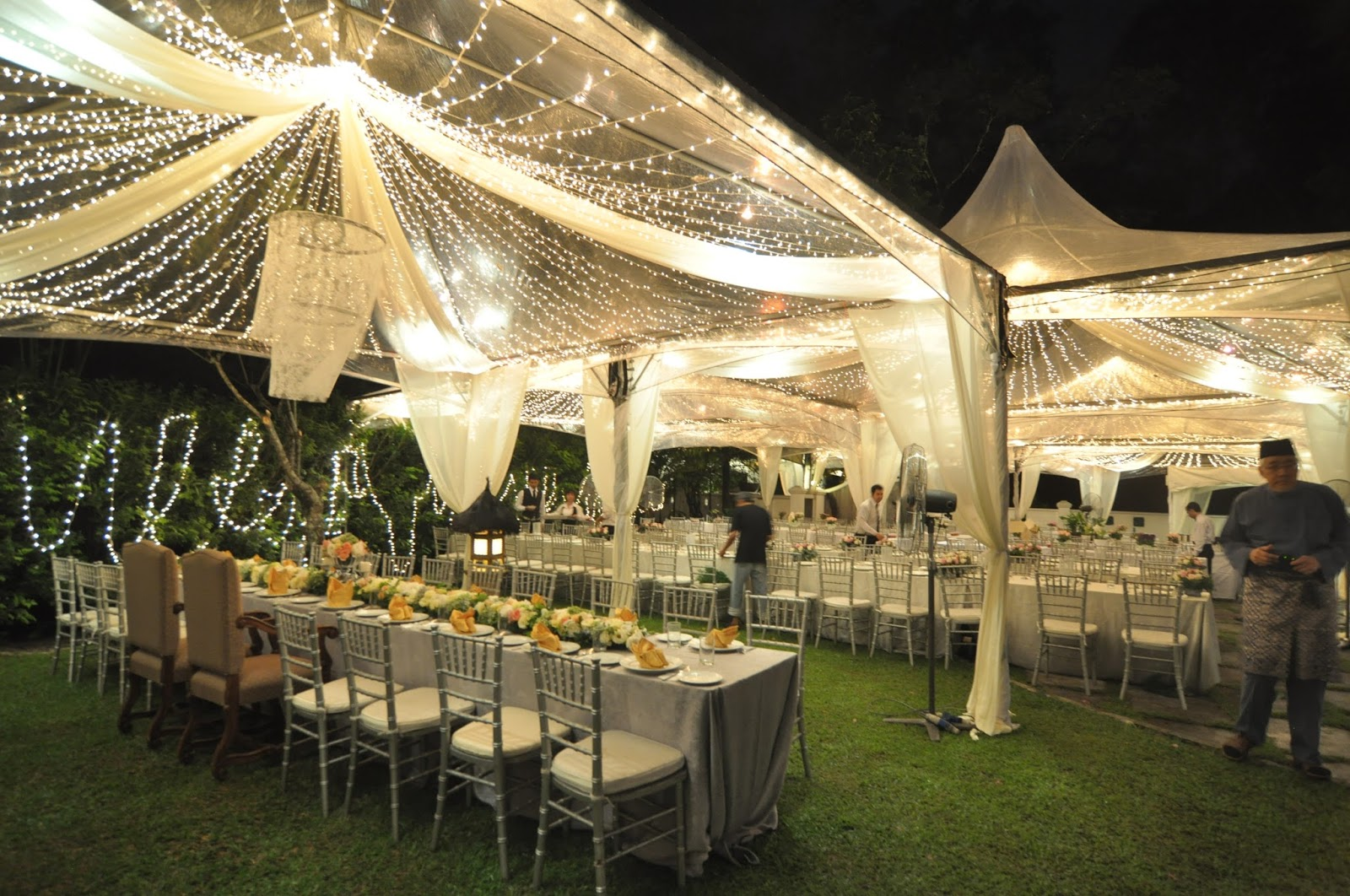 Jb Lighting Service Khareyan Events Transparent Tents