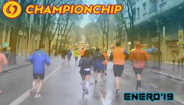 Lliga Championchip 2019 - Enero