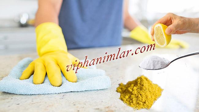 Zerdeçal Lekesi Mutfak Tezgahından Nasıl Çıkar - www.viphanimlar.com