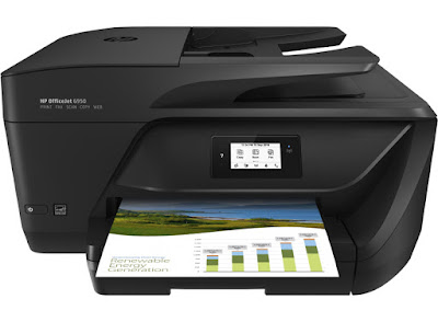 HP OfficeJet 6950 Driver & Software Download