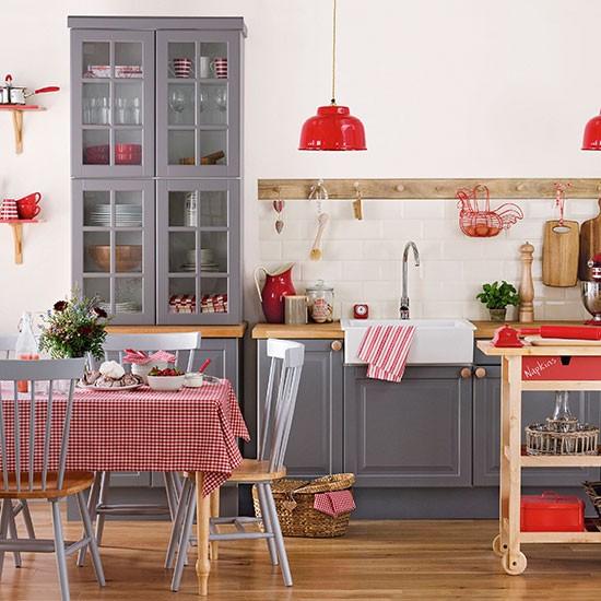 cozinha estar decoração