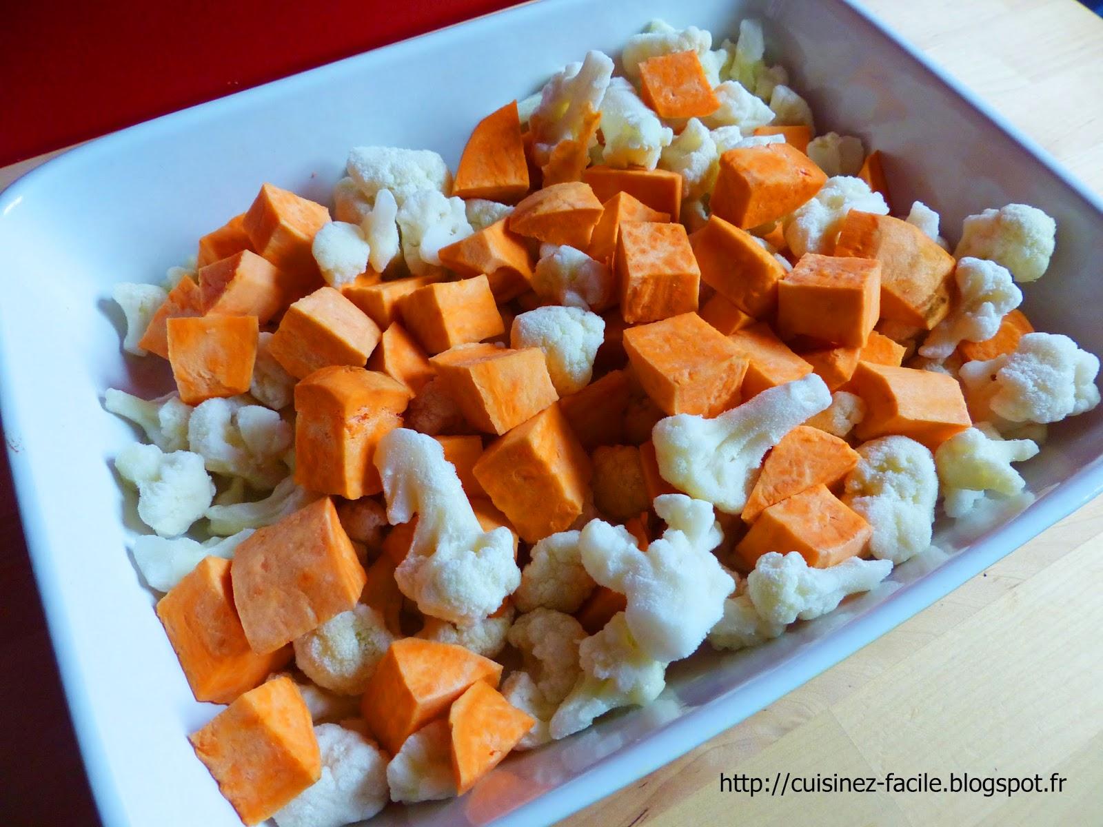 Cuisinez Facile Easy Cooking Gratin De Choux Fleur Et Papates