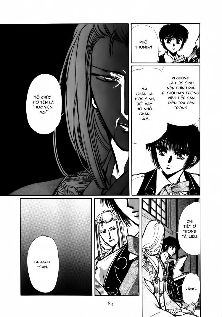 Tokyo Babylon Chapter 5: - SAVE.A - Truyenmoi.xyz