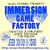 Immersion Game Factory: Fun Game Design Exercise Led By Alex Strang at Save Against Fear 2016