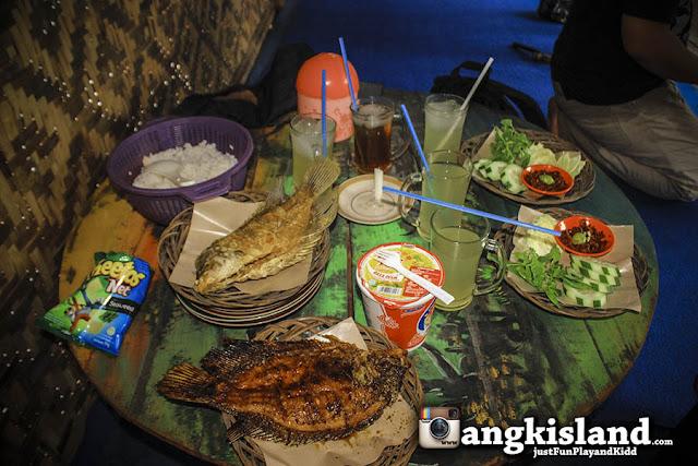 pesta makan