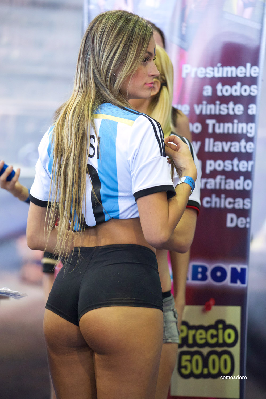 Blonde Argentina 48