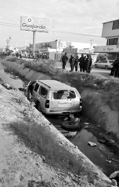 VIDEO; Así fue como policías acabaron con 4 sicarios del Cártel del Golfo en Reynosa.