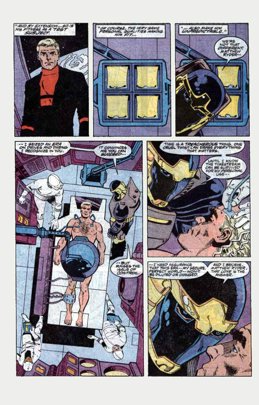 Read online Armageddon 2001 comic -  Issue #1 - 44