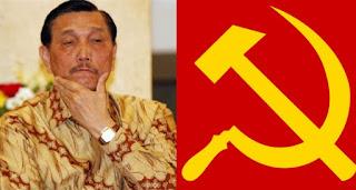 Luhut : Buku Komunisme Tak Boleh Diberangus, Sebab Itu Ilmu Pengetahuan yang Bebas Dikaji - Commando