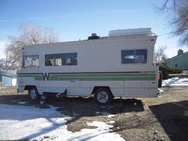 Used RVs Vintage Winnebago Chieftain RV For Sale by Owner