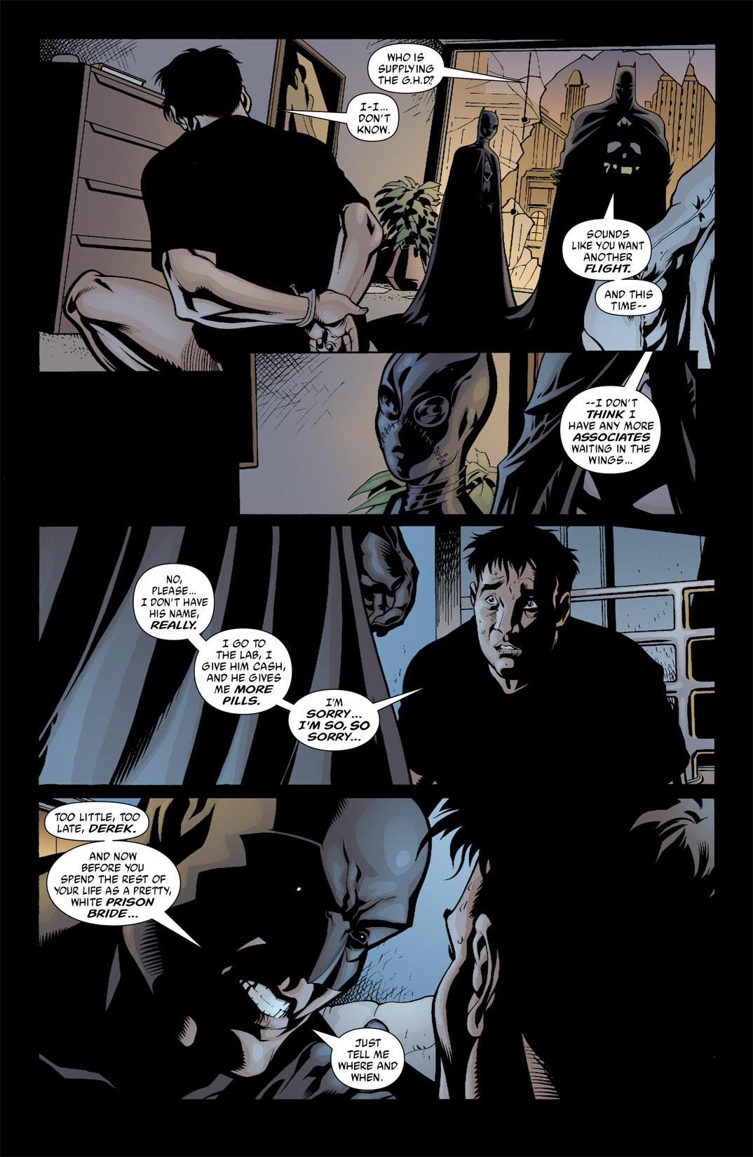 Detective Comics (1937) 790 Page 8