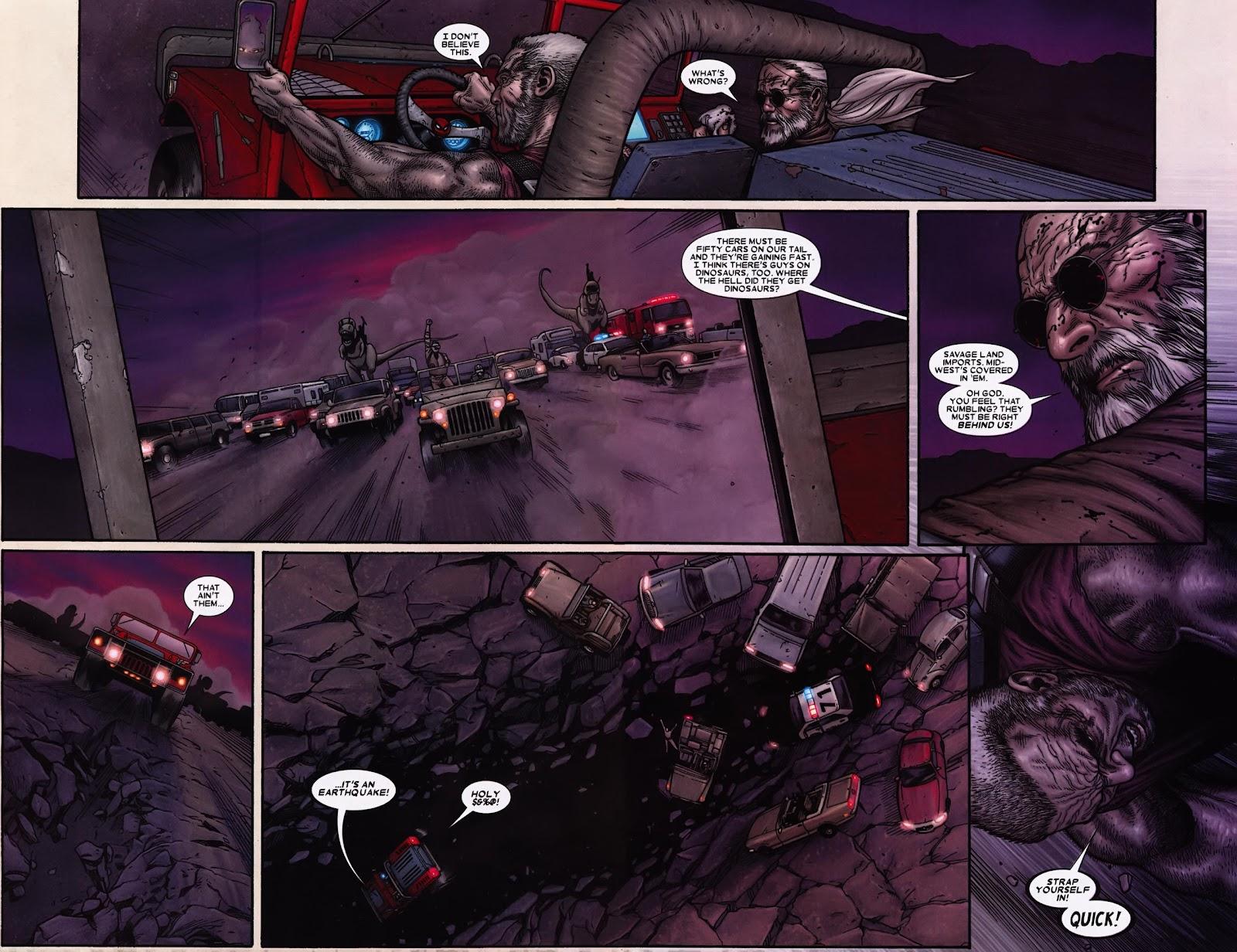 Read online Wolverine (2003) comic -  Issue #69 - 8