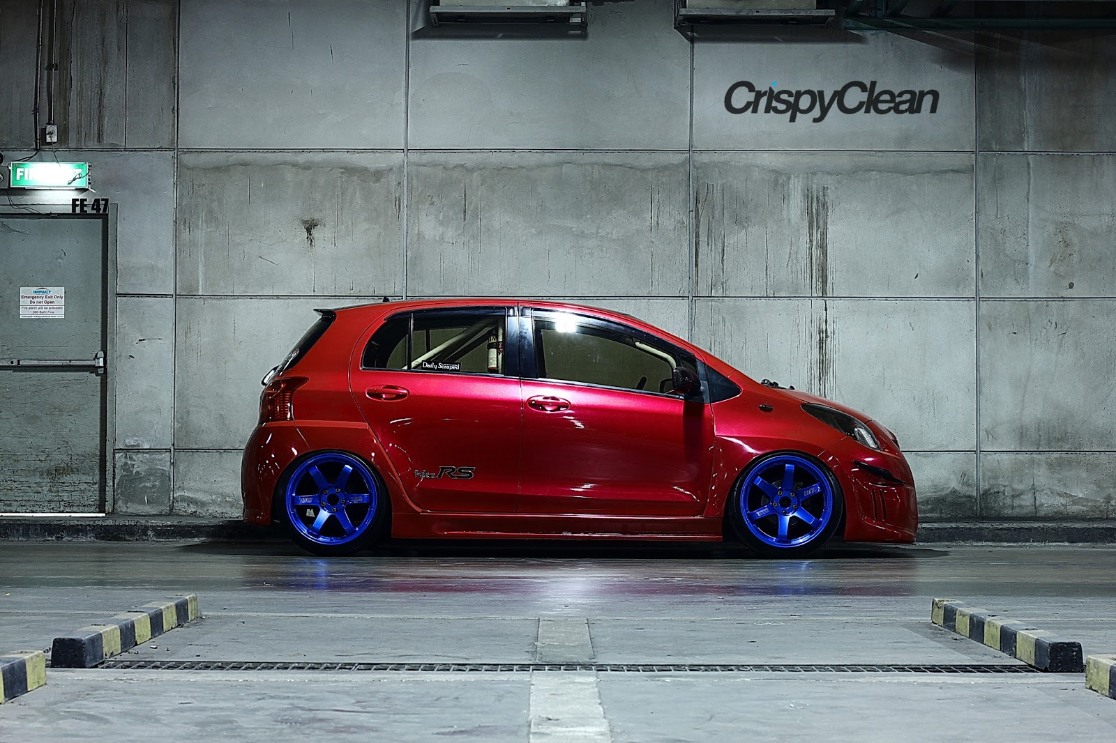 Shock Absorber Car >> Shifted: Ohmm's Vitz