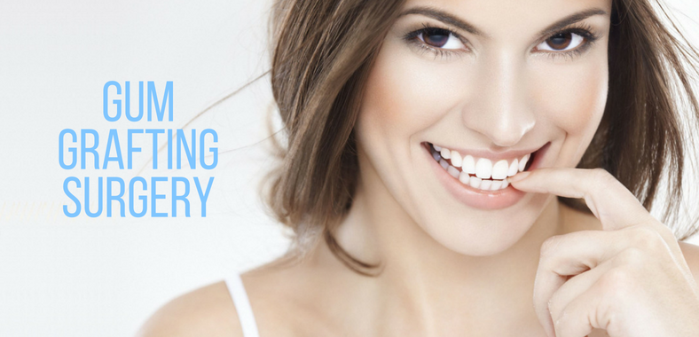 Gum Grafting Surgery - Create Your Beautiful Smile