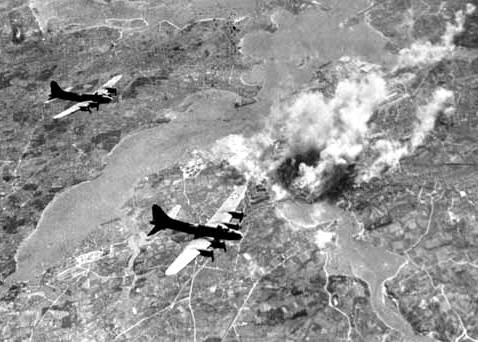 B-17 (Fortaleza voladora)