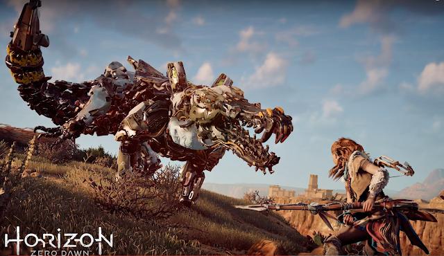 'La Evolución de las Máquinas' en Horizon: Zero Dawn