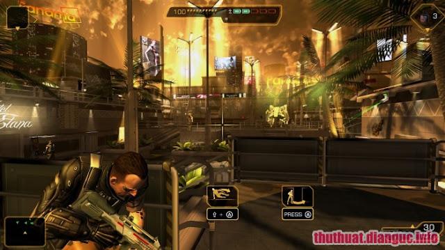 Download Game Deus Ex The Fall full crack