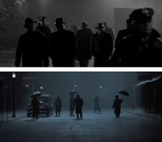 In Cold Blood and Road to Perdition shot by Conrad Hall