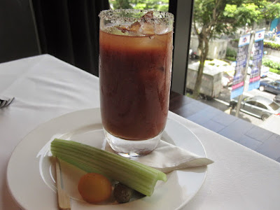 Luke's Oyster Bar & Chop House, bloody mary