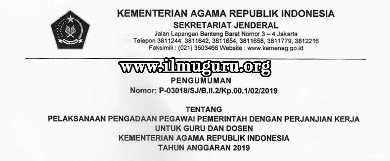 PPPK Tahap 1 Untuk Guru dan Dosen