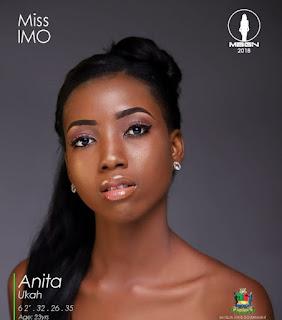 Miss Imo Anita Ukah