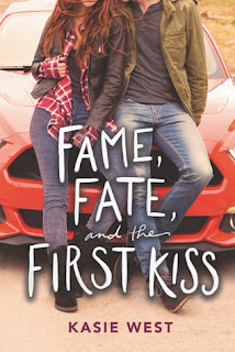 https://www.goodreads.com/book/show/38251237-fame-fate-and-the-first-kiss