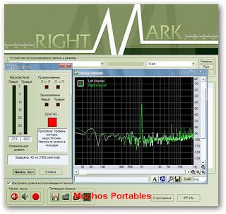 RightMark Audio Analyzer Portable