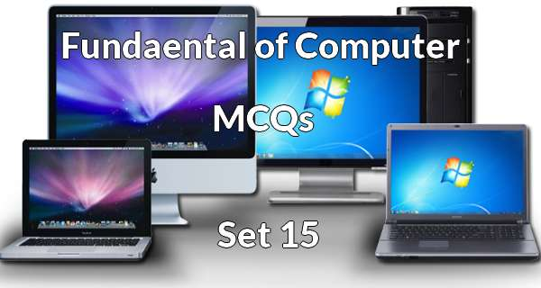 fundamental of computer mcqs for NTS