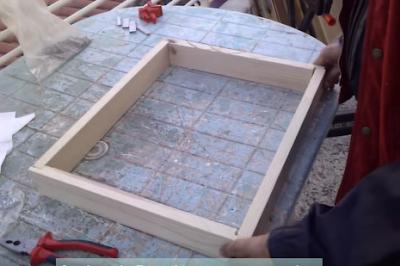 Οδηγίες βήμα βήμα: Πως να φτιάξετε μόνοι σας τις κυψέλες σας!!! Κατασκευή καπακιού κυψέλης VIDEO