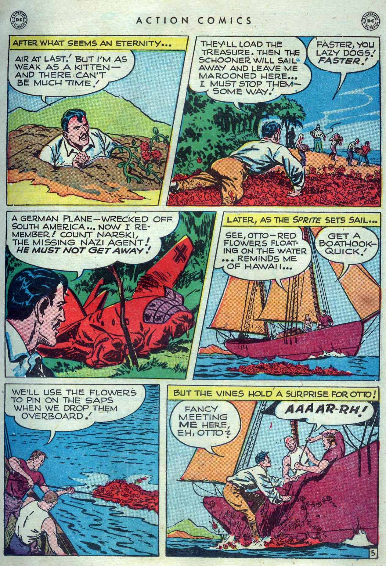 Read online Action Comics (1938) comic -  Issue #119 - 21
