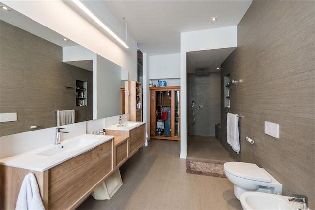 baño con ducha chicanddeco