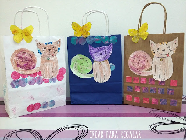reciclar bolsa papel