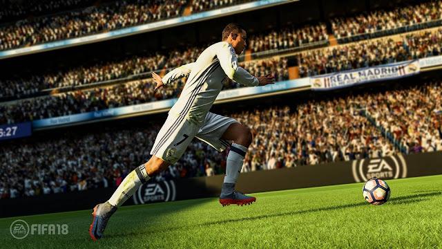 Fifa 18 PC Game Free Download Screenshot 3