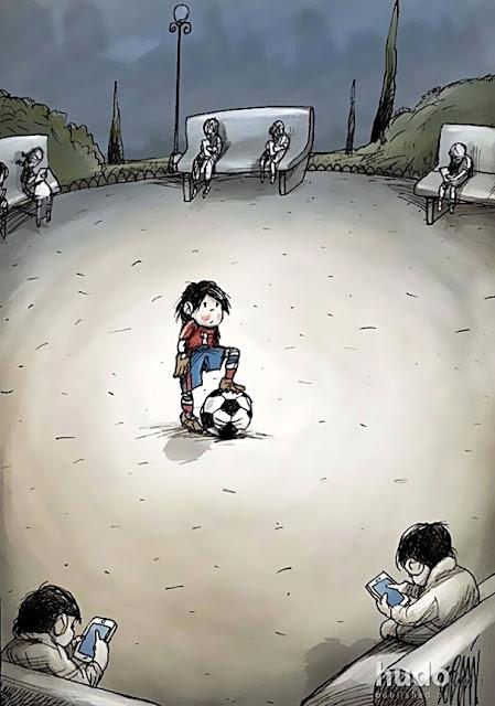 Δώστε χώρο στα παιδιά μας να παίξουν. Όχι άλλες καφετερίες και κυβόλιθους. Εν ανάγκη να χτίσουμε την πόλη μας από την αρχή...
