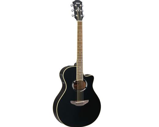 Gambar gitar akustik Yamaha APX500II