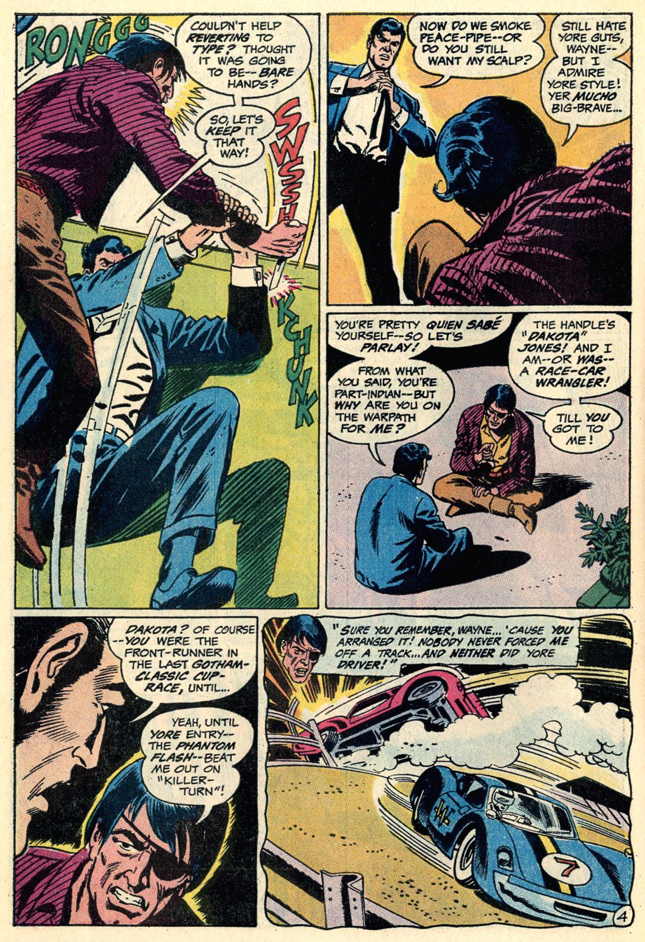 Detective Comics (1937) 394 Page 5