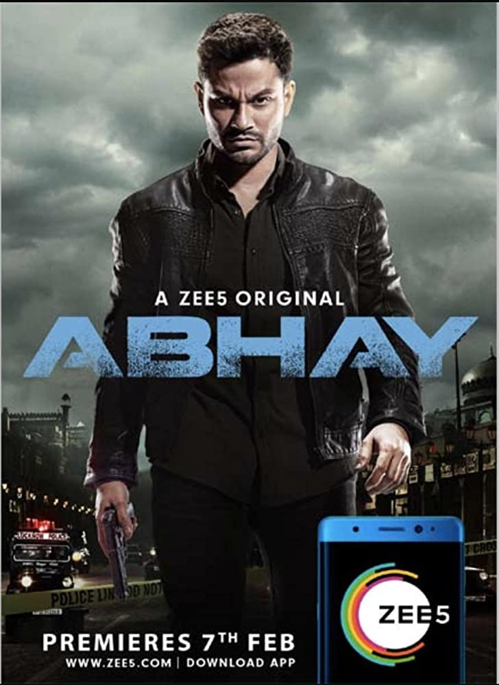 Abhay S01 Complete 2019 Hindi 720p HDRip Full Download