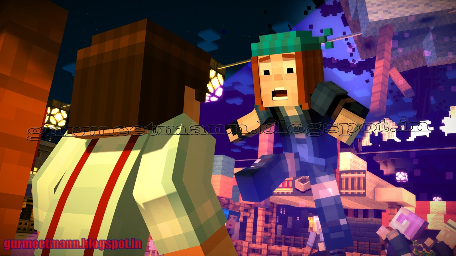 Minecraft Story Mode Complete Pc Games Download