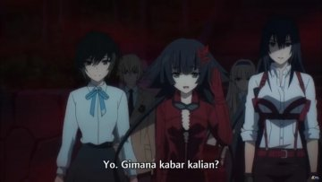 Lord of Vermilion: Guren no Ou Episode 8 Subtitle Indonesia