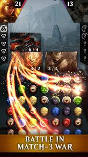 Magic: Puzzle Quest Apk v1.10.1.14698 Mod (God Mode/Massive Dmg/Enemy Monster 0 Stats)