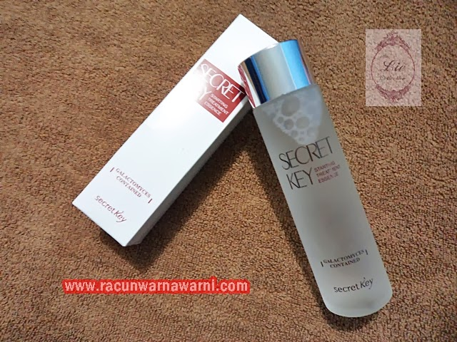 Review Secret Key Essence