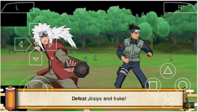 Naruto Ultimate Ninja Impact Mod Storm 4 Boruto Lite
